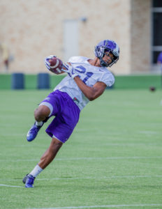 Preseason Football Update: First scrimmage offers a mixed bag