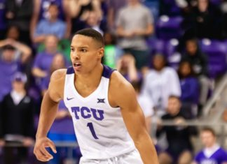Bane's strong second half leads No. 20 TCU past CSU Bakersfield in season-opener