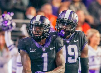 Reagor shines once again, partners with strong defense to lead Horned Frogs to bowl eligibility