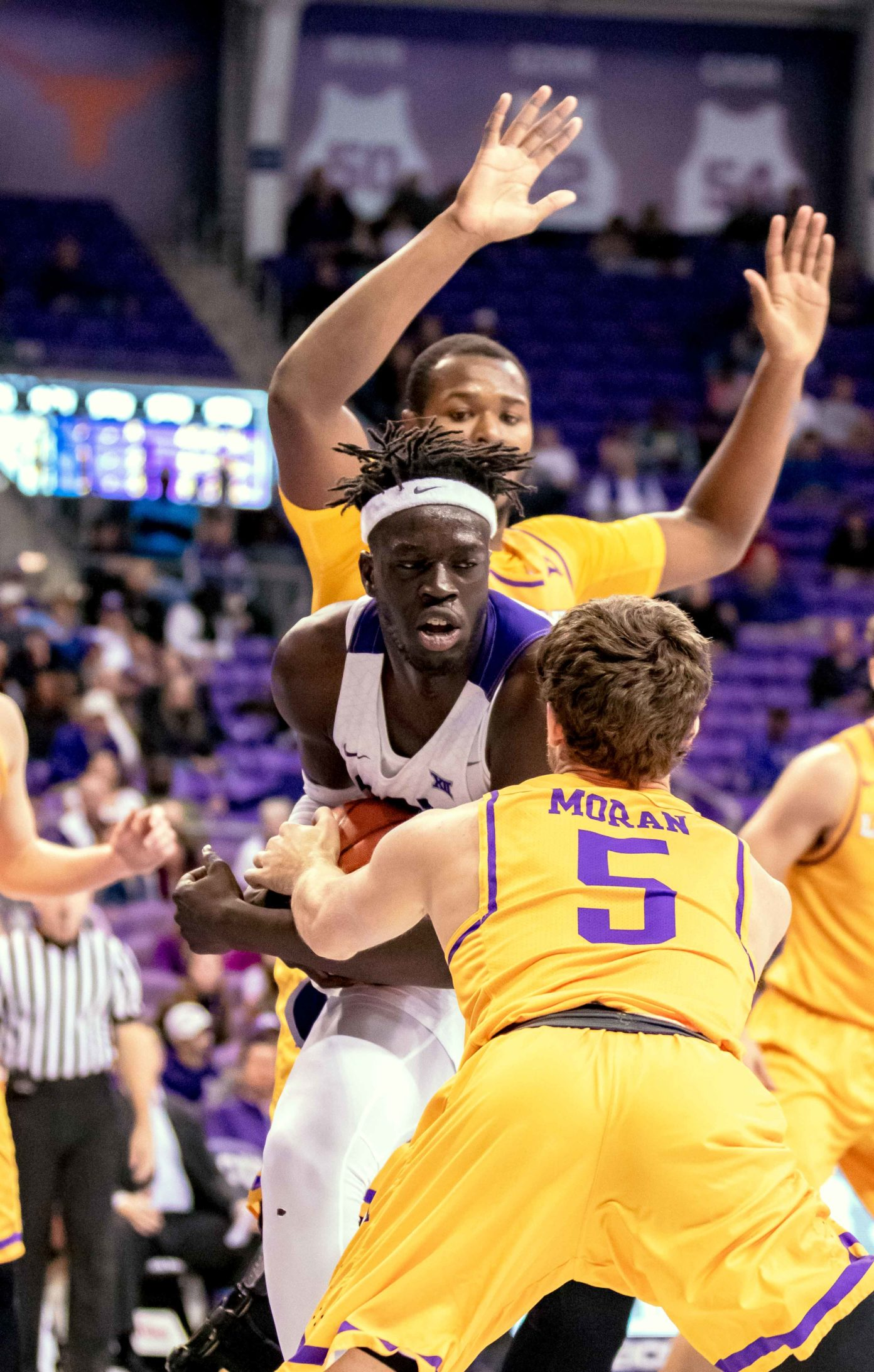 No. 18 Men's Basketball suffers first loss of season to Lipscomb, 73-64