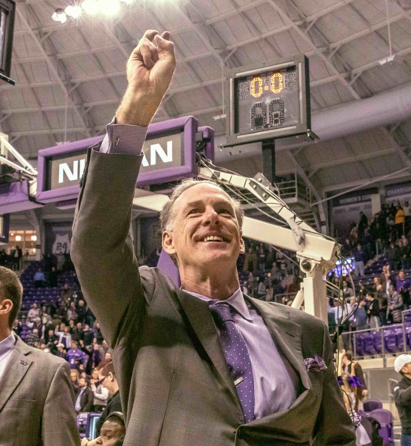 A Day with Dixon: An all-access look into a day with TCU's basketball coach