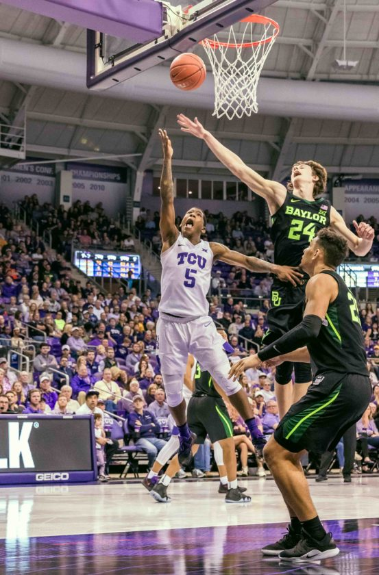 Freshmen aide No. 25 TCU's efforts to overcome Fisher's absence ahead of showdown with No. 7 Kansas
