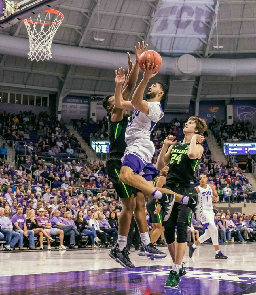 There's no place like home for Horned Frogs' bounce-back