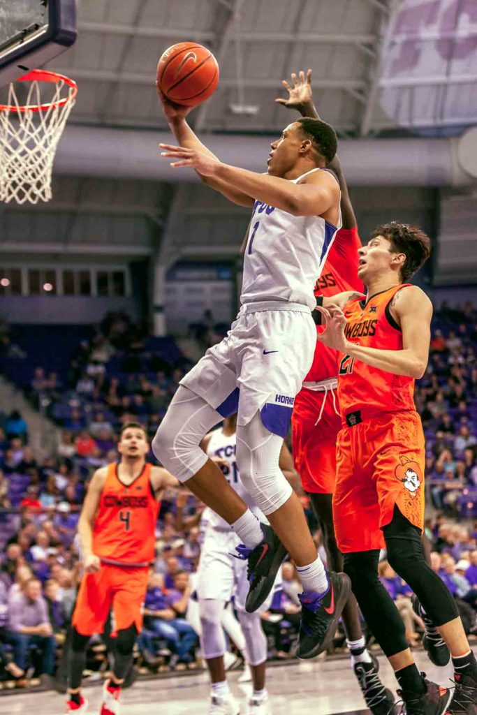 Bane's basketball journey takes the scenic route to Big 12 Player of the Week