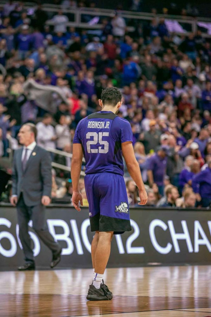 Men's basketball comes up short against Kansas State in Big 12 Tournament quarterfinals