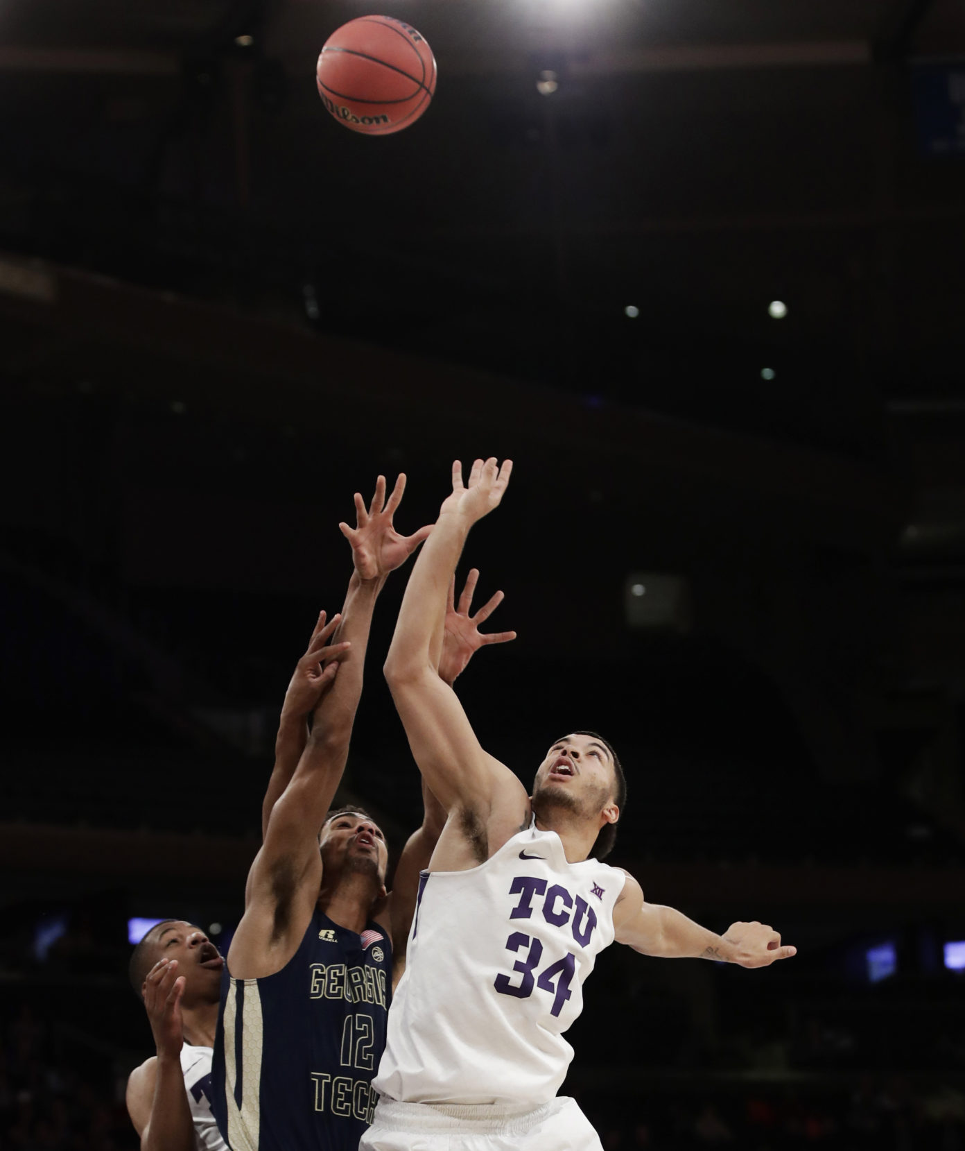 Men's basketball prepares to overcome Madison Square Garden's 'awe-factor'