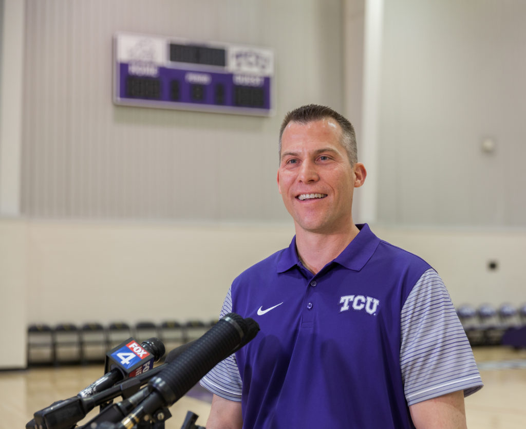 Men's basketball assistant Scott Cross set to become Troy University's next head coach