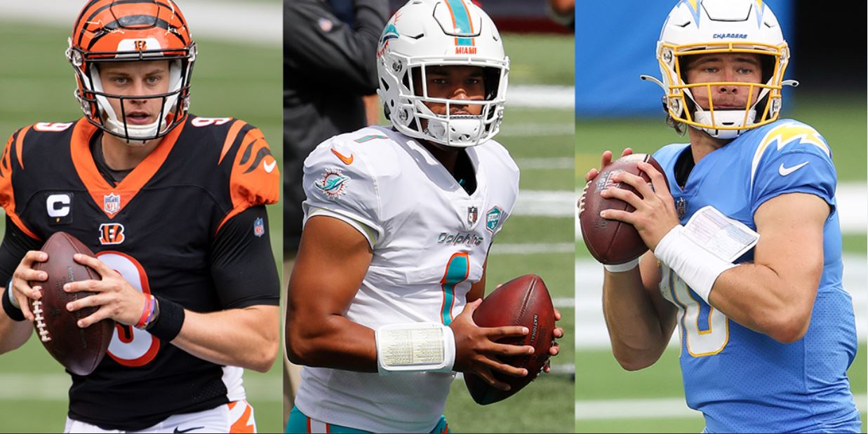 Joe Burrow, Tua Tagovailoa or Justin Herbert: Which rookie QB's in the best position to succeed?