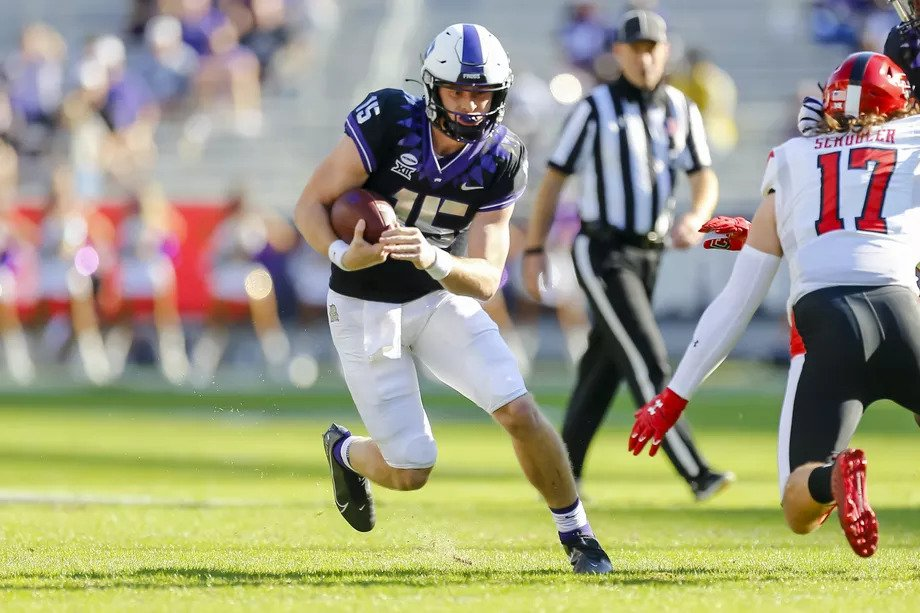 Run Max Run: Why TCU should stick with their winning formula against West Virginia