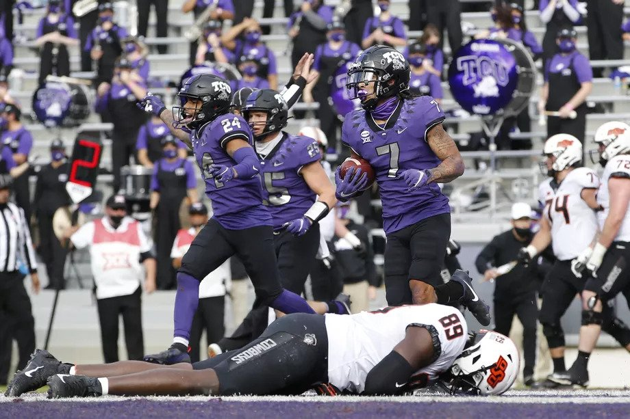 Defensive resurgence keys TCU turnaround